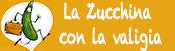 la Zucchina con la valigia Logo