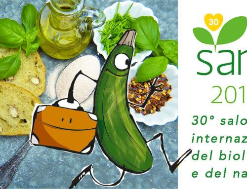 Al SANA: 30° salone internazionale del biologico e del naturale